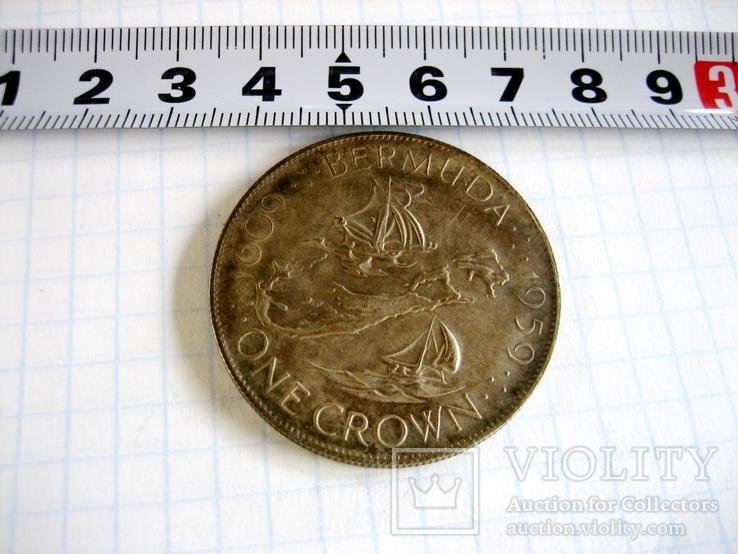 Старовинна закордонна монета - копія, фото №5