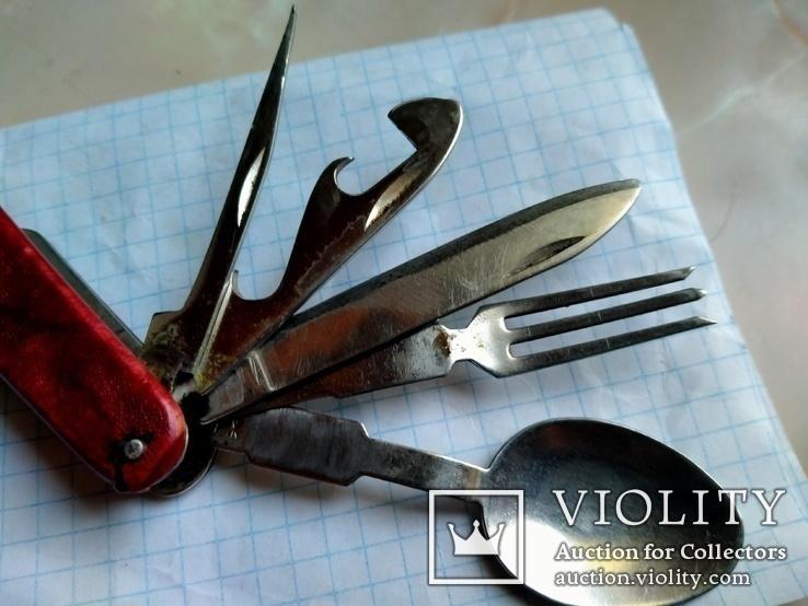Нож Горький-3, фото №4