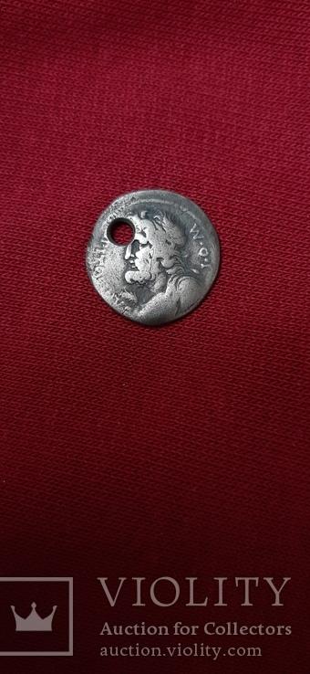 Денарій часів Громадянської Війни 68-69 року н.е., фото №5