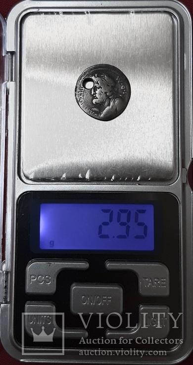 Денарій часів Громадянської Війни 68-69 року н.е., фото №7