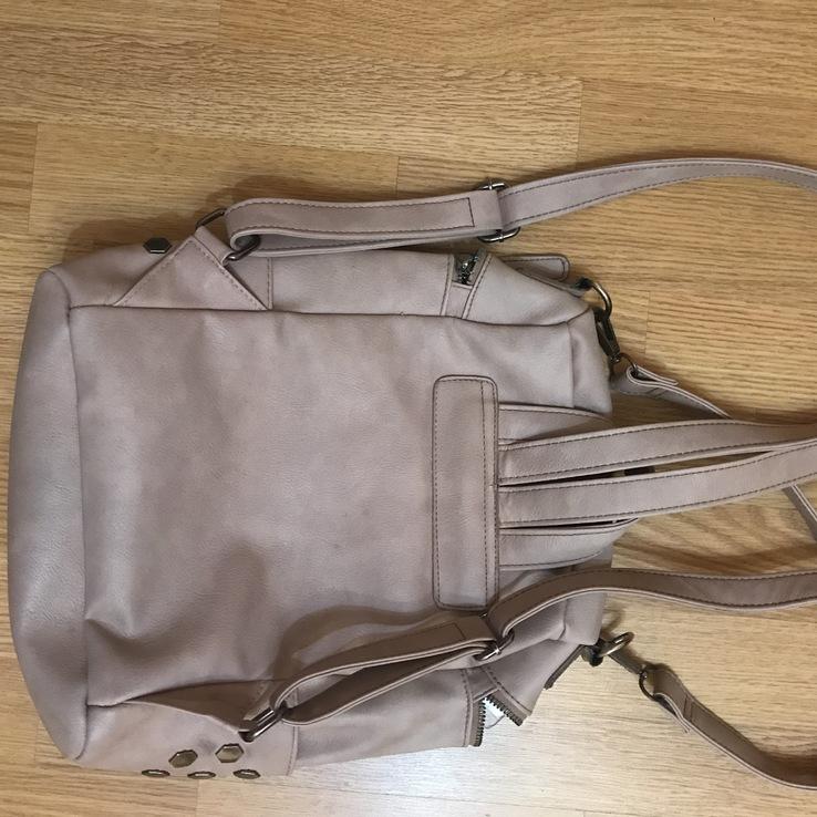 Сумка рюкзак, фото №4