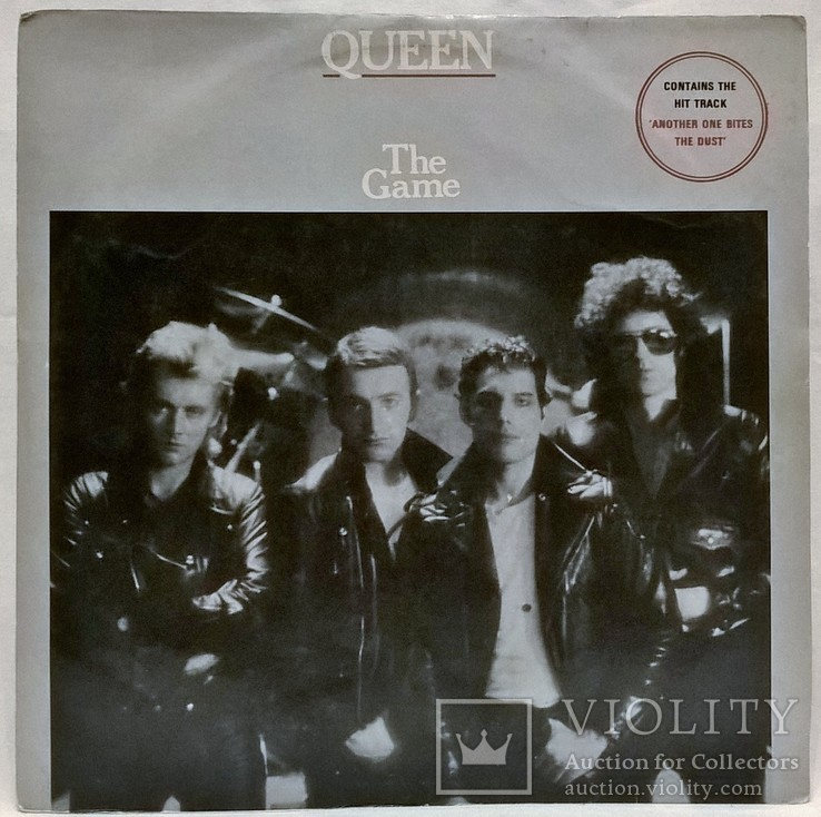 Queen (The Game) 1979. (LP). 12. Vinyl. Пластинка. India.