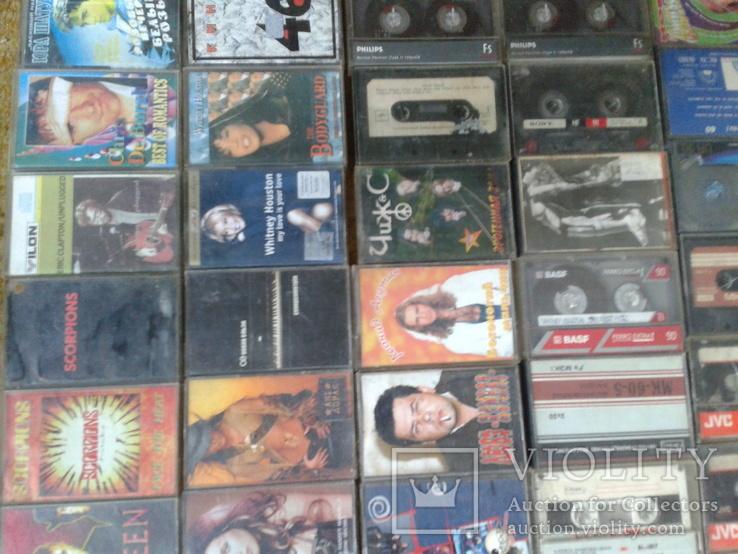Аудіокасети 83 шт., фото №7