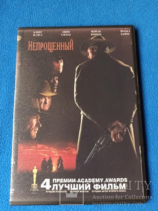 Dvd фильм Непрощённый, фото №2