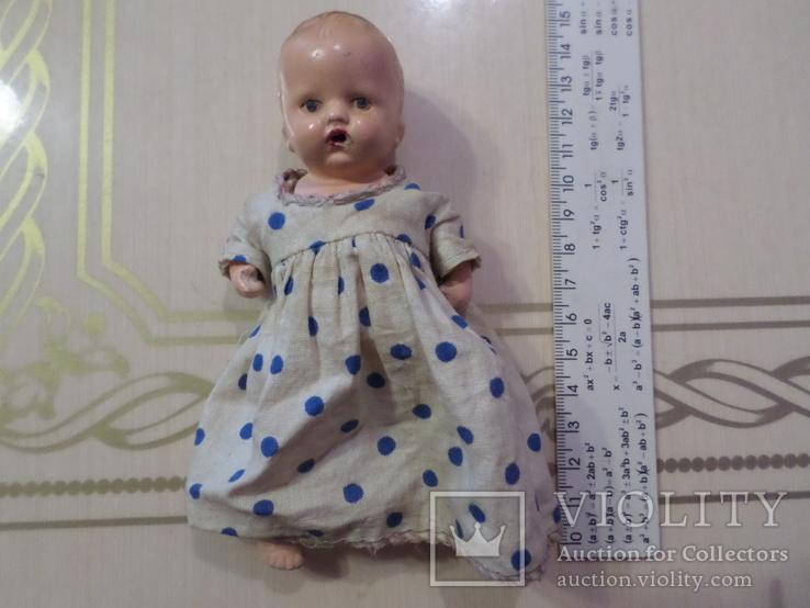 Кукла старая Германия, фото №2
