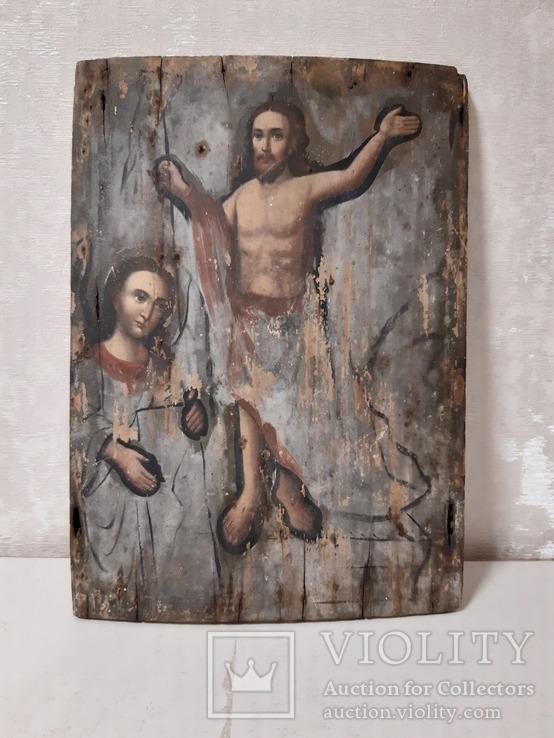 """Икона """"Воскресение Христово"""", фото №2"""