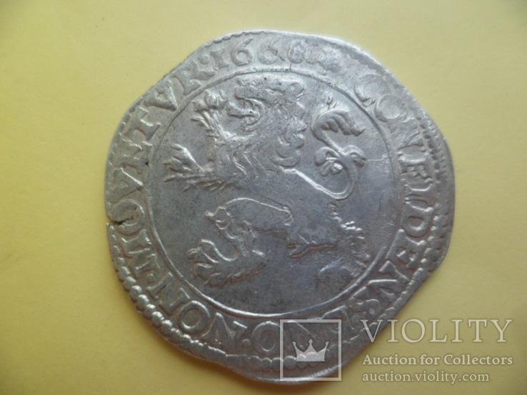 Талер 1668  год