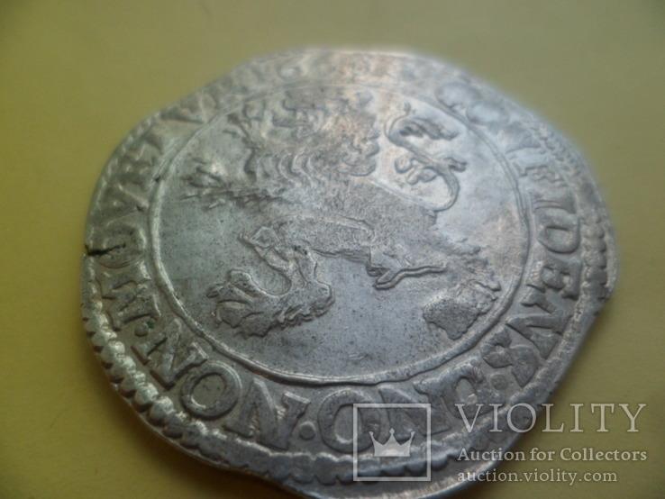Талер 1668  год, фото №3