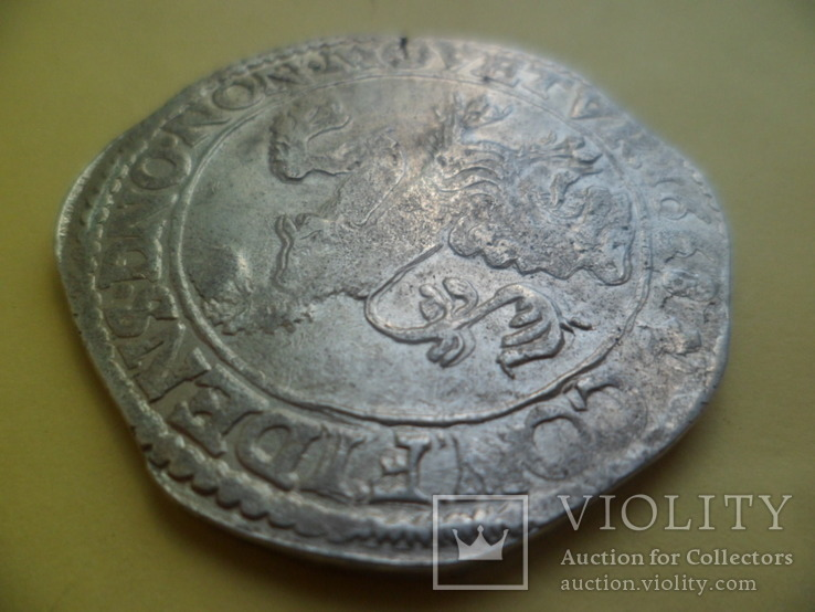 Талер 1668  год, фото №4