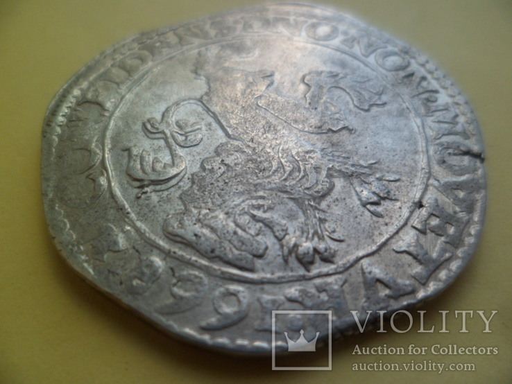 Талер 1668  год, фото №5