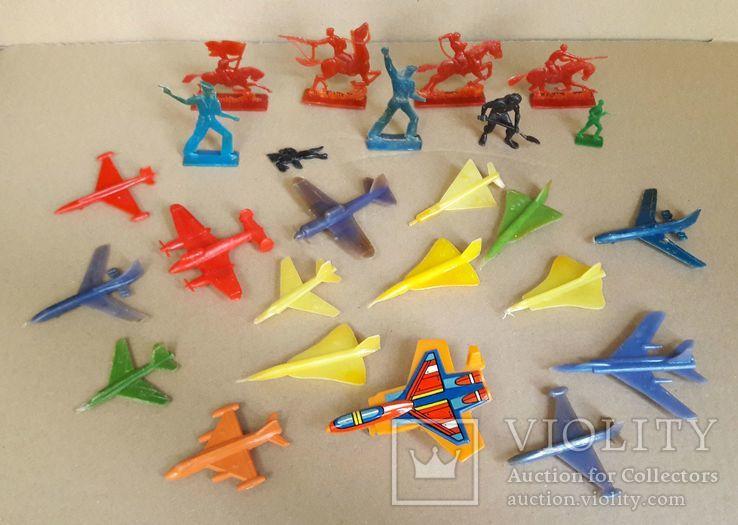 Самолеты,солдатики, фото №2