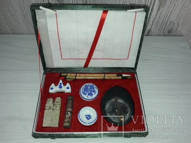 Китайский набор для рисования., фото №3