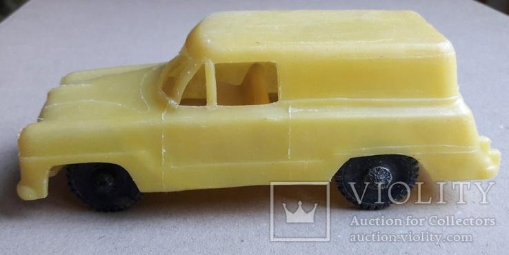 Машинка из СССР ., фото №2