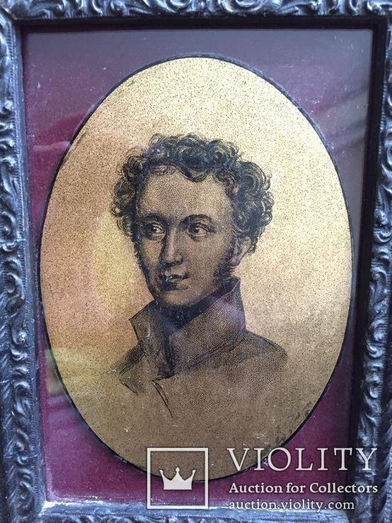 Портрет Пушкина, фото №3