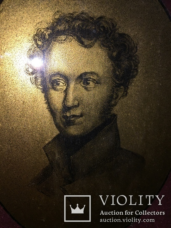 Портрет Пушкина, фото №4