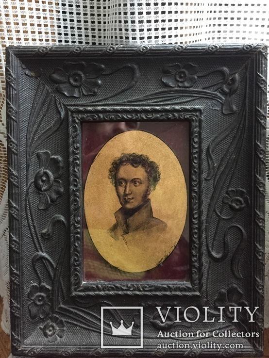 Портрет Пушкина, фото №6