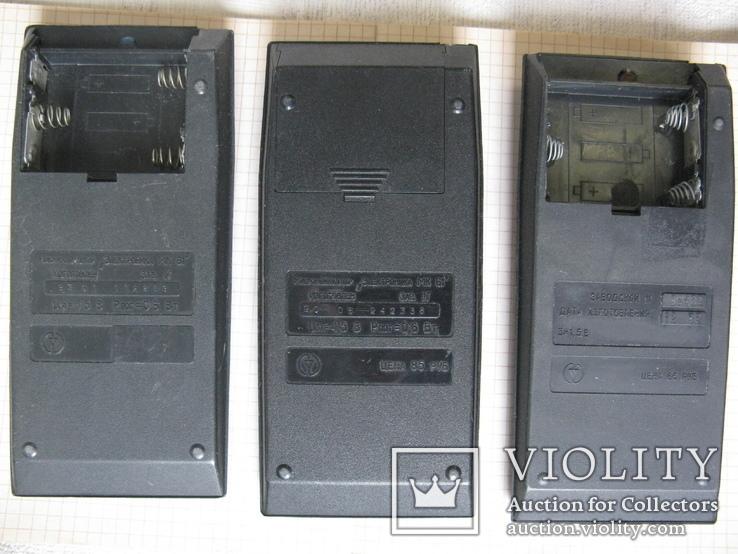 "Калькуляторы ""Электроника МК-61(2 шт.); МК-54(1 шт.), фото №3"