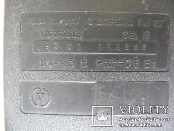 "Калькуляторы ""Электроника МК-61(2 шт.); МК-54(1 шт.), фото №6"