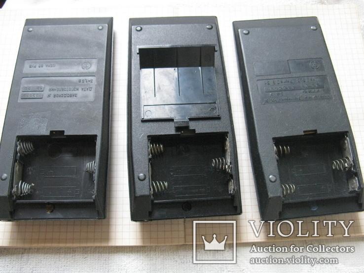 "Калькуляторы ""Электроника МК-61(2 шт.); МК-54(1 шт.), фото №10"