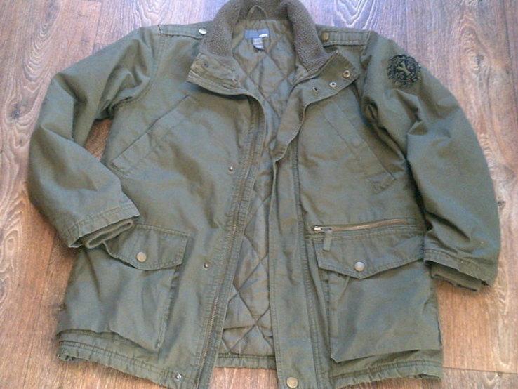 Легкая полевая куртка H&M, фото №3