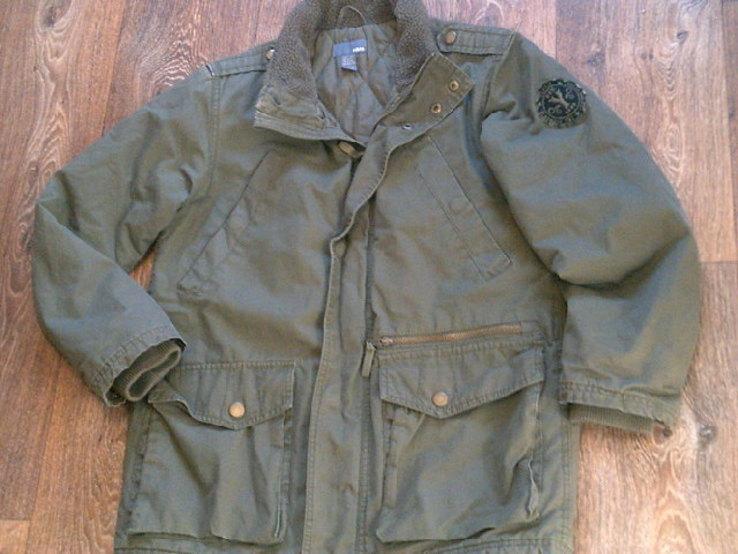 Легкая полевая куртка H&M, фото №2