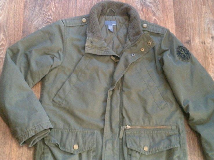 Легкая полевая куртка H&M, фото №7