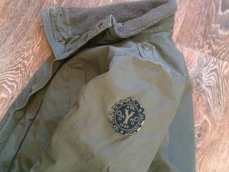 Легкая полевая куртка H&M, фото №8