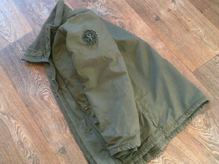 Легкая полевая куртка H&M, фото №9