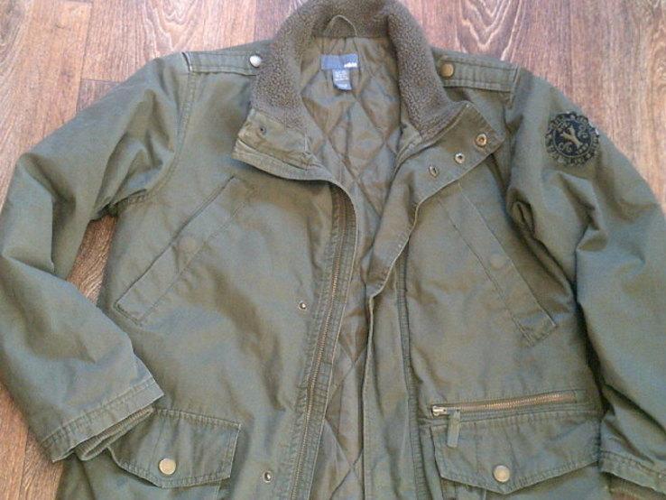 Легкая полевая куртка H&M, фото №11