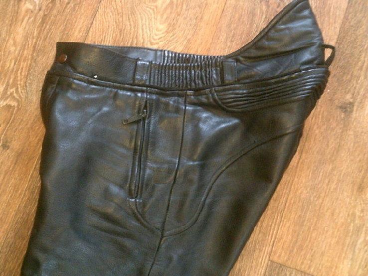 Защитные кожаные штаны, фото №12