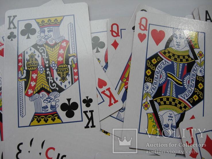 Игральные карты 54 шт., фото №6