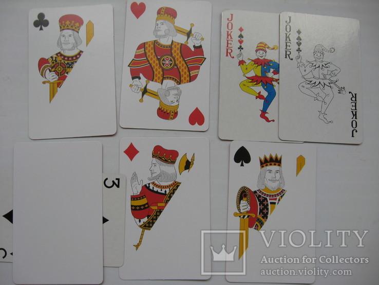 Игральные карты 54 шт., фото №8