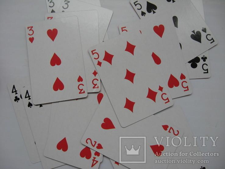Игральные карты 54 шт., фото №11