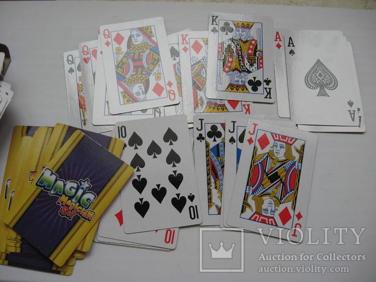 Игральные карты 54 шт., фото №4