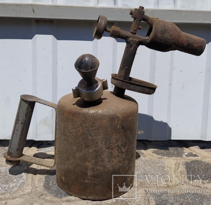 Паяльная лампа, фото №2