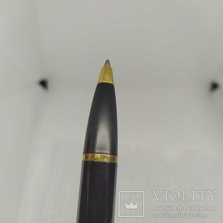Ручка  шариковая Parker. Гравировка тризуба, фото №9