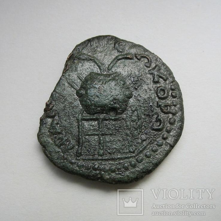 Галлиен, г. Гераклея Понтийская, АЕ (23 мм, 5,78 г)
