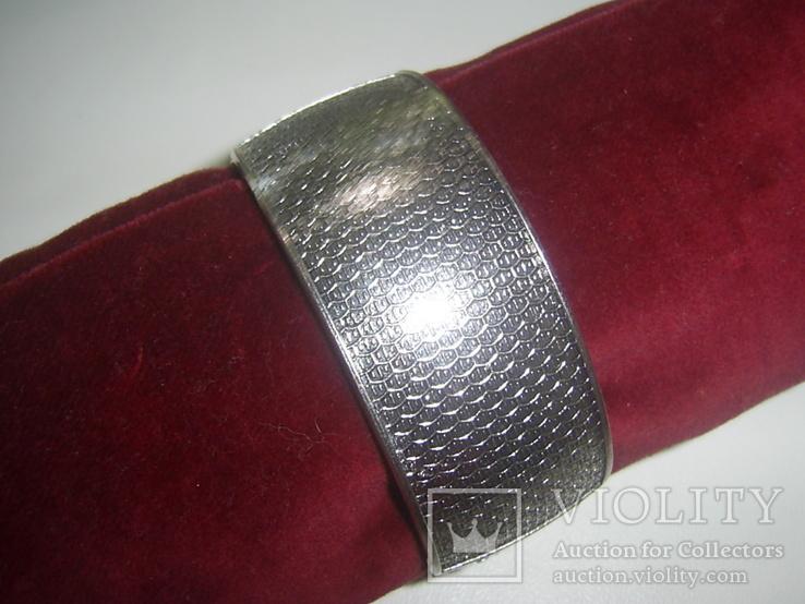 Браслет-краб  Сова символ мудрости, фото №5