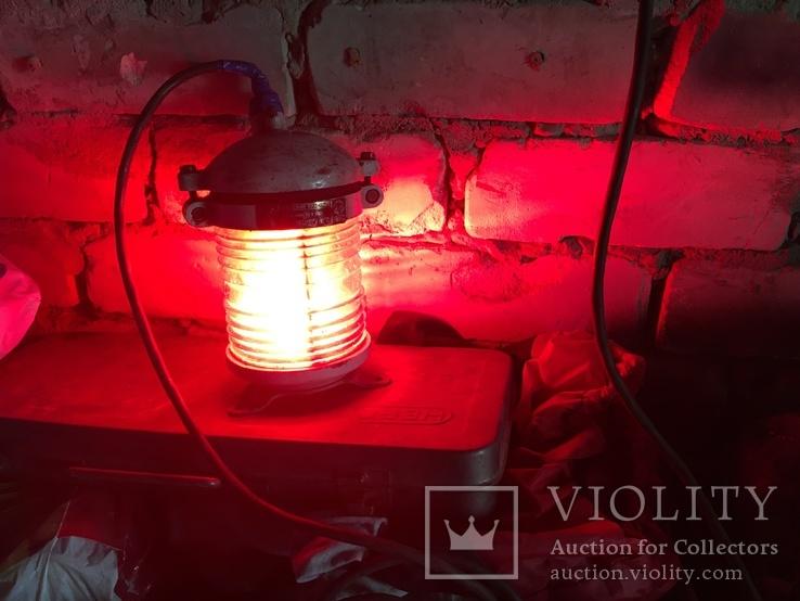 Судовой фонарь, фото №6