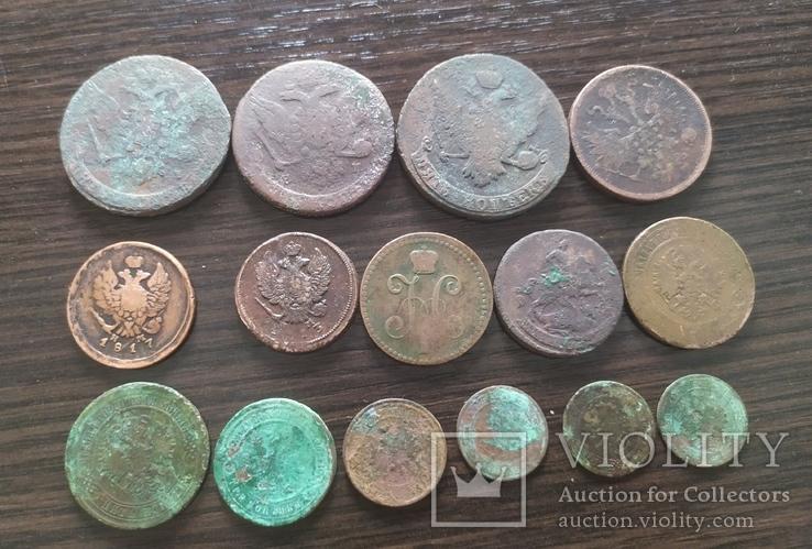 Монеты медью, фото №2