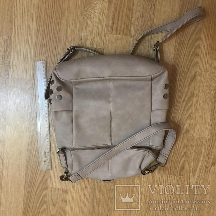 Сумка рюкзак, фото №7