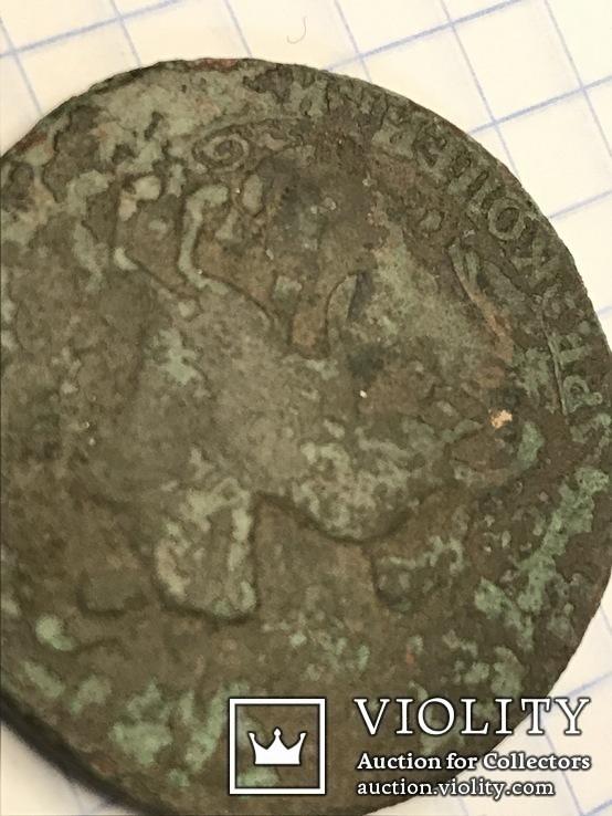 2 копейки Екатерины 1763 год, фото №5