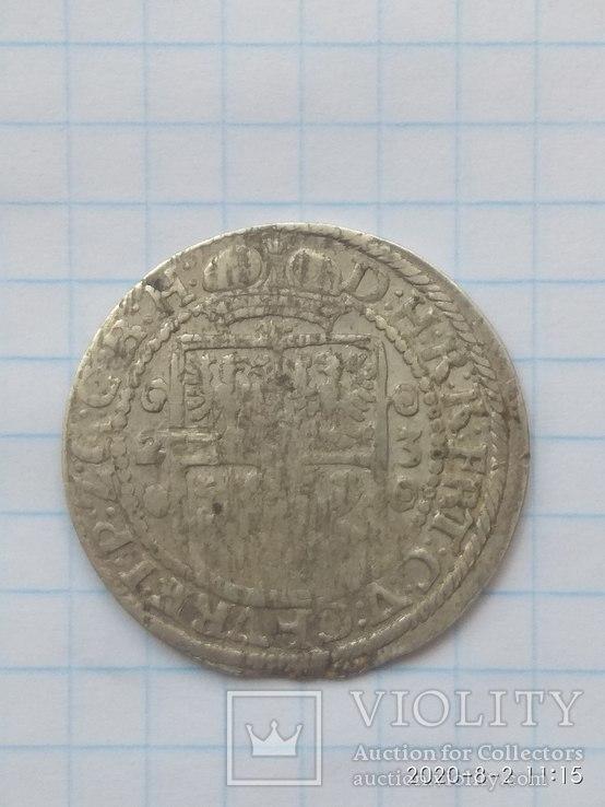 Орт 1623 Георг Вільгельм перевиставлення в зв'язку з невикупом, фото №5