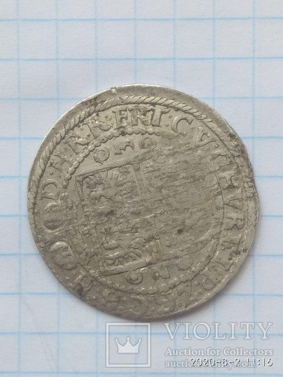 Орт 1623 Георг Вільгельм перевиставлення в зв'язку з невикупом, фото №6