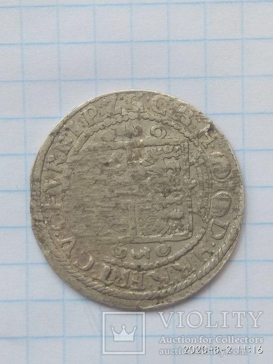 Орт 1623 Георг Вільгельм перевиставлення в зв'язку з невикупом, фото №7