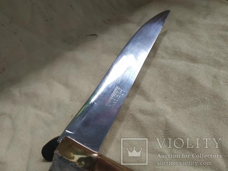 Нож старый, фото №5