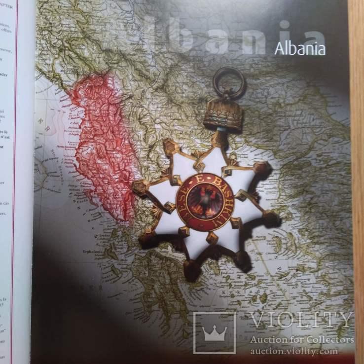 Аукционник.Ордена и медали стран мира(Балканы), фото №3