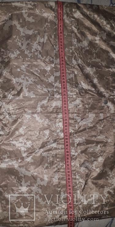 Камуфляжный плащовочный костюм новый!Размер XL, фото №6