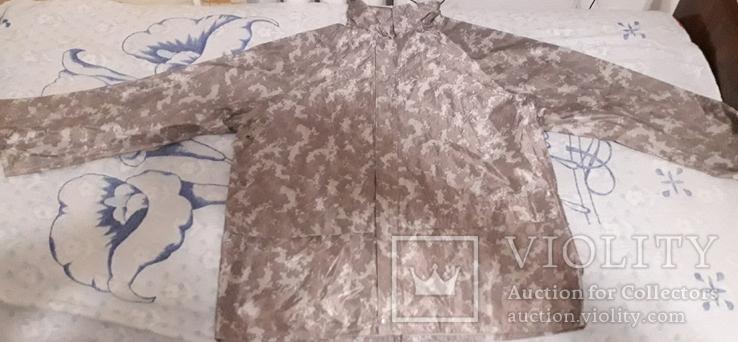 Камуфляжный плащовочный костюм новый!Размер XL, фото №7
