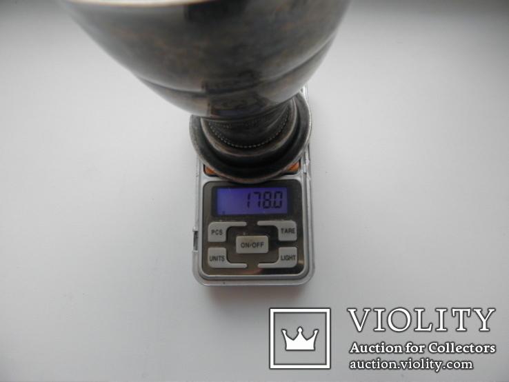 Срібло 800 вага 178гр., фото №12